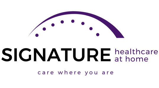 Signature Healthcare at Home Logo