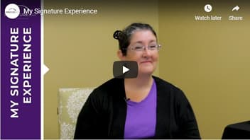 Home health experience video